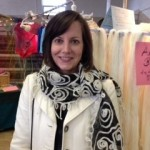 Very Happy New Owner of a Scribble Lace Scarf.