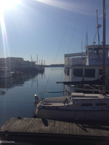 Portland Wharf